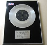 BEAUTIFUL SOUTH - My Book PLATINUM Single presentation DISC